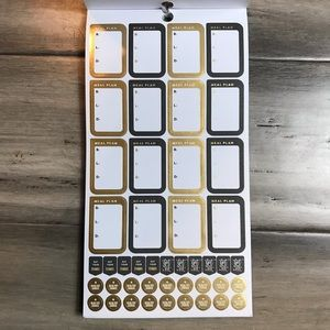 Me & My Big Ideas Other - The Happy Planner Fitness Sticker Book - Mini